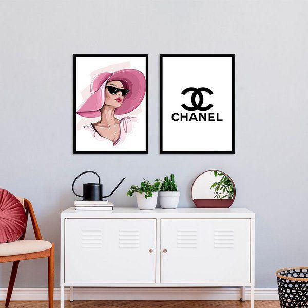 Modelinho Chanel da live promocional - venda Suellen  - hr7cbm