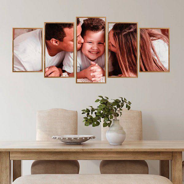 Mosaico personalizado - pegar a foto com a Suellen - yrranf