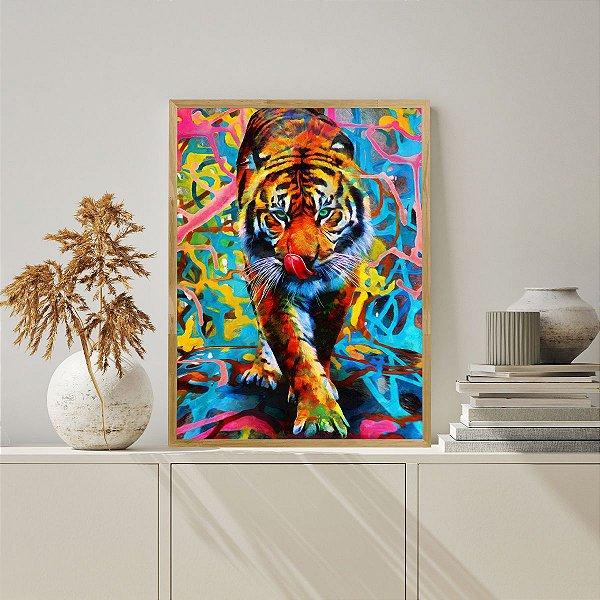 Quadro Decorativo Rei Leão