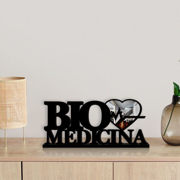 Palavra Decorativa Biomedicina