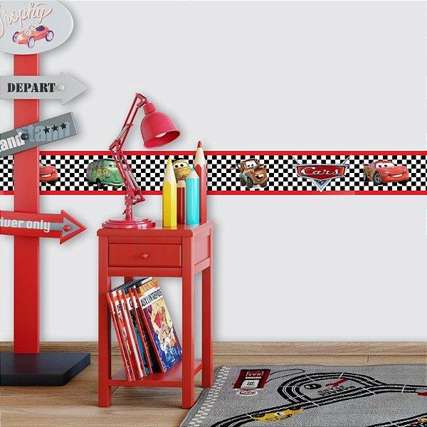 Faixa Decorativa Infantil Carros