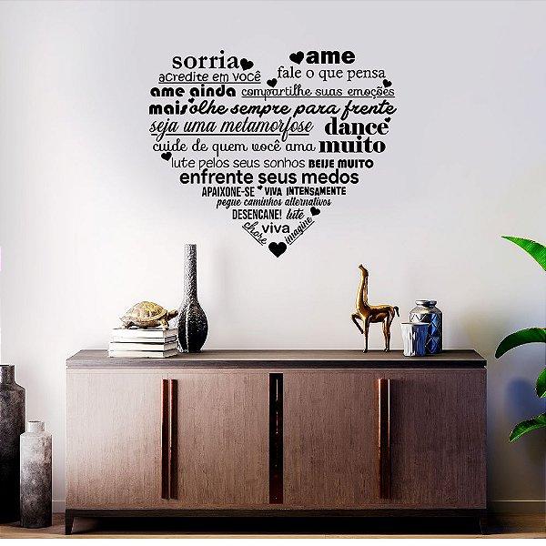 Adesivo Decorativo Viva