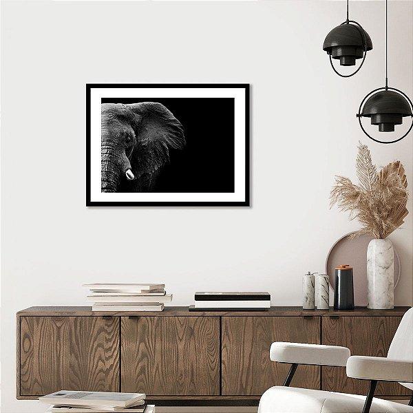 Quadro Decorativo Elephant