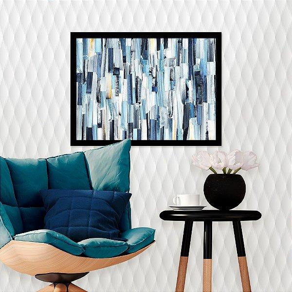Quadro Decorativo Abstrato Multicolorido