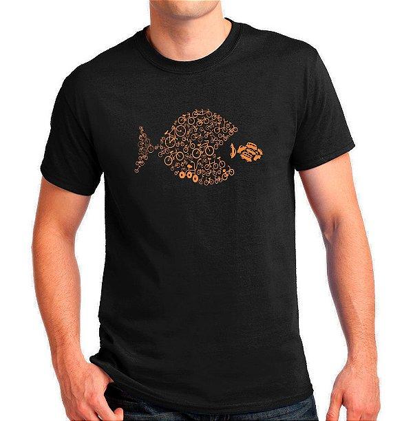 Camiseta Bicipeixe