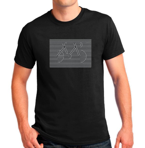 Camiseta Bike Listras