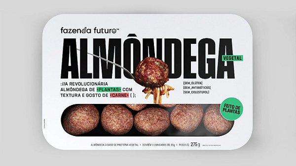 ALMONDEGA DO FUTURO BANDEJA 275G - FAZENDA FUTURO