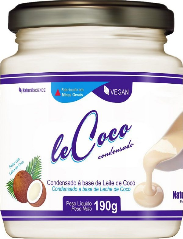 LE COCO 350G - NATURAL SCIENCE