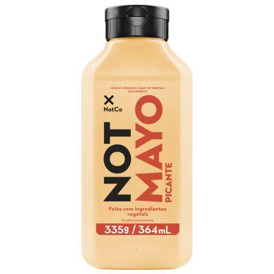 NOT MAYO PICANTE 350g - NOTCO