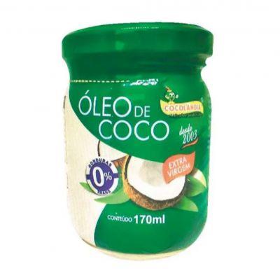 ÓLEO DE COCO 170ML - COCOLANDIA