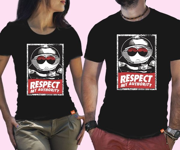 SouthPark Respect my authority