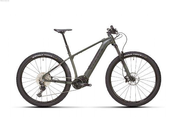 bike sense IMPACT E-TRAIL 2021/22 - QUADRO 17 (M)