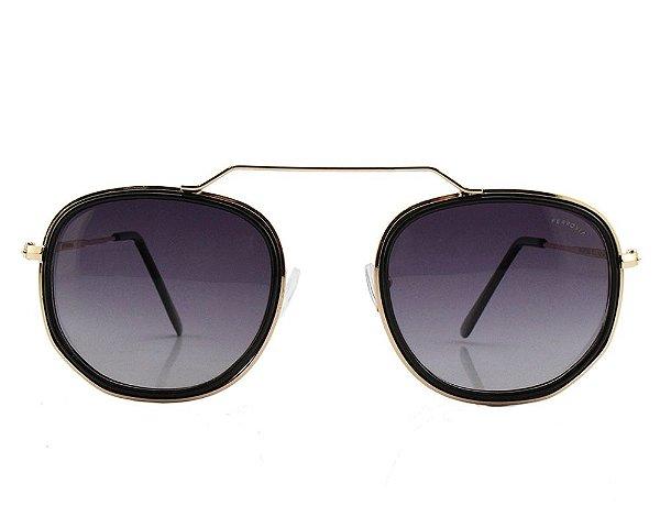 Óculos de Sol Ferrovia Metal Proteção UVA UVB 2021