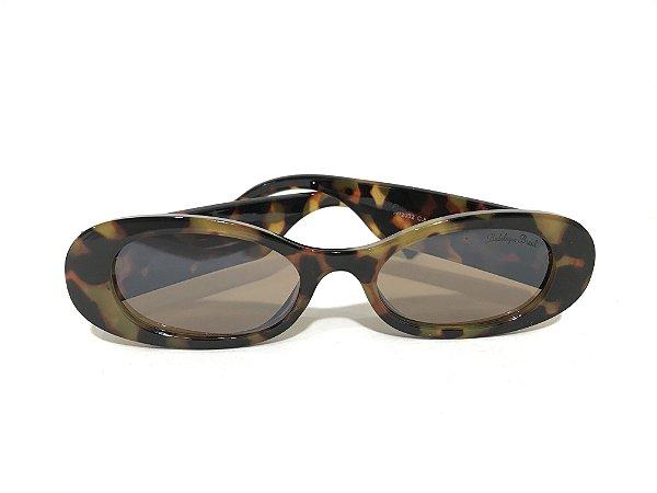 Óculos Retrô Oval