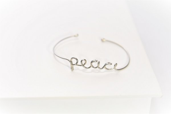 Bracelete Peace