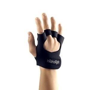 Luva Para Musculação Sem Polegar Preto M - Hidrolight