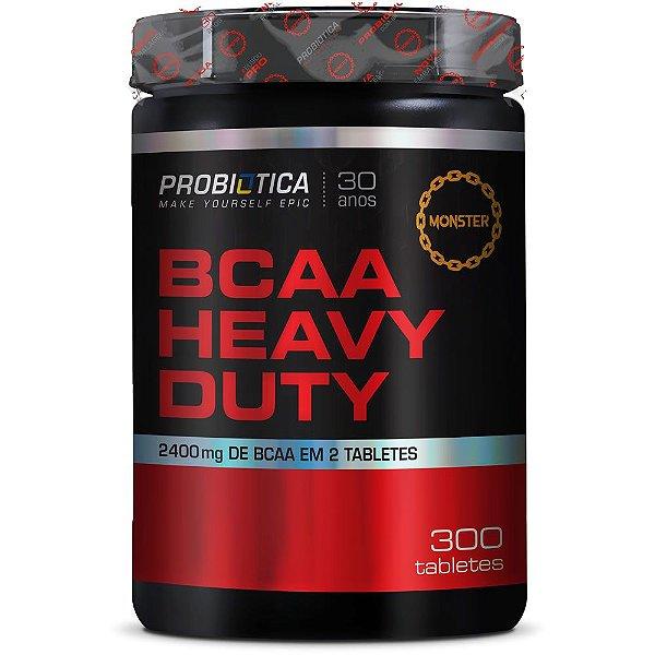 BCAA 2400mg Heavy Duty 300 Tabletes - Probiótica