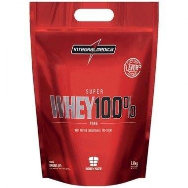 Super Whey 100% Pure 1,8kg - IntegralMédica