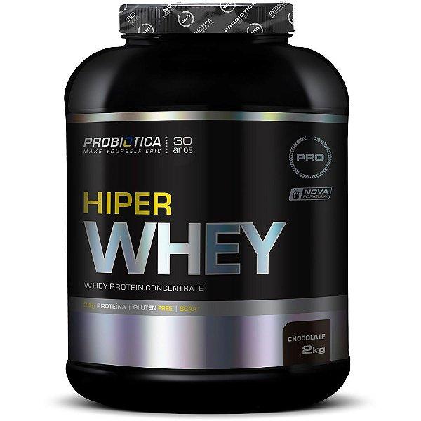 Hiper Whey 2kg - Probiótica