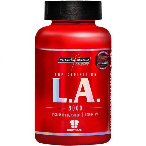 L.A Top Definition com Cromo 120 Cápsulas - IntegralMédica
