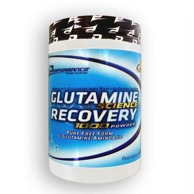 Glutamina Science Recovery 1000 Powder 600g - Performance Nutrition