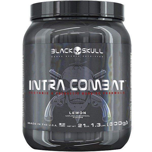 Intra Combat 600g - Black Skull