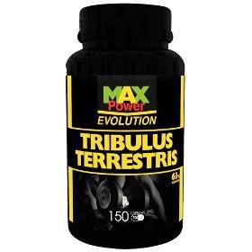 Tribulus Terrestris 63% 150 Cápsulas - Max Power