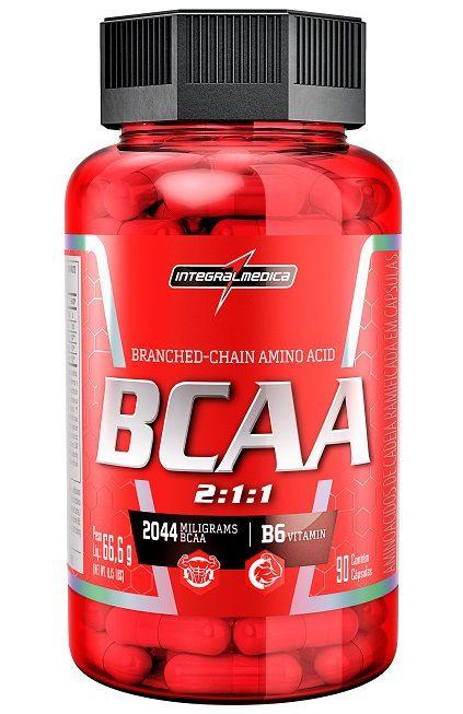 BCAA 2:1:1 90 Cápsulas - IntegralMédica