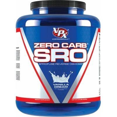 Zero Carb SRO 100% Whey Protein Isolate 2kg - VPX