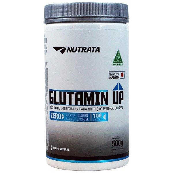 Glutamin Up 500g - Nutrata