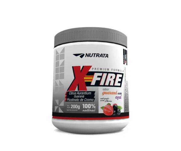 X-Fire 200g - Nutrata