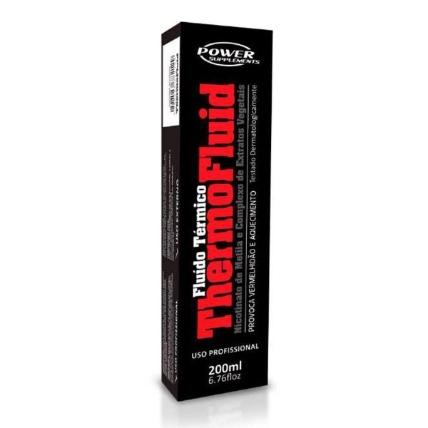 Thermo Fluid 200ml - Power Supplements