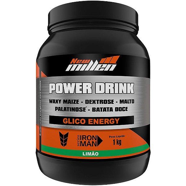 Power Drink 1kg - New Millen