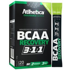 BCAA Recovery 3:1:1 20 Sticks - Atlhetica Nutrition