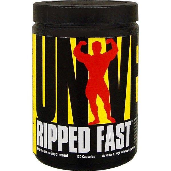 Ripped Fast 120 Cápsulas - Universal Nutrition