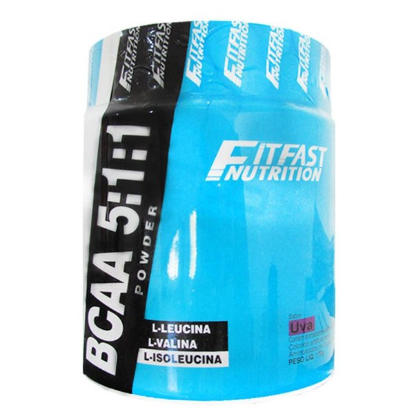 BCAA 5:1:1 Powder 170g - Fit Fast Nutrition
