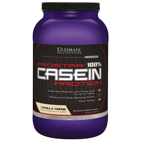 100% Casein Protein 907g - Ultimate Nutrition