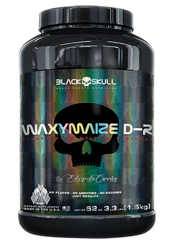 Waxy Maize D-R 1.5kg - Black Skull