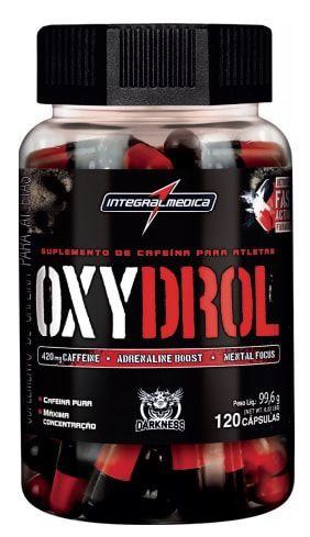 Oxydrol 120 cápsulas - IntegralMédica