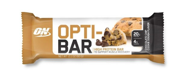 Opti-Bar 60g - Optimum Nutrition