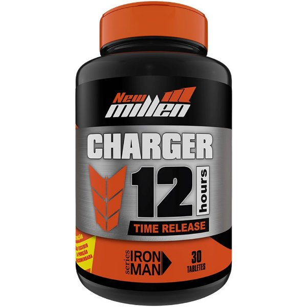 Charger 12 Hours 30 Cápsulas - New Millen