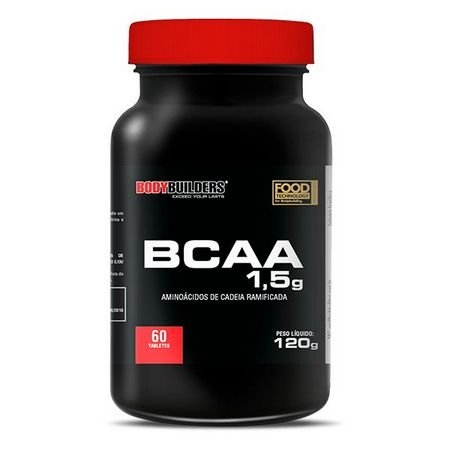 BCAA 1,5g 60 Tabletes - BodyBuilders
