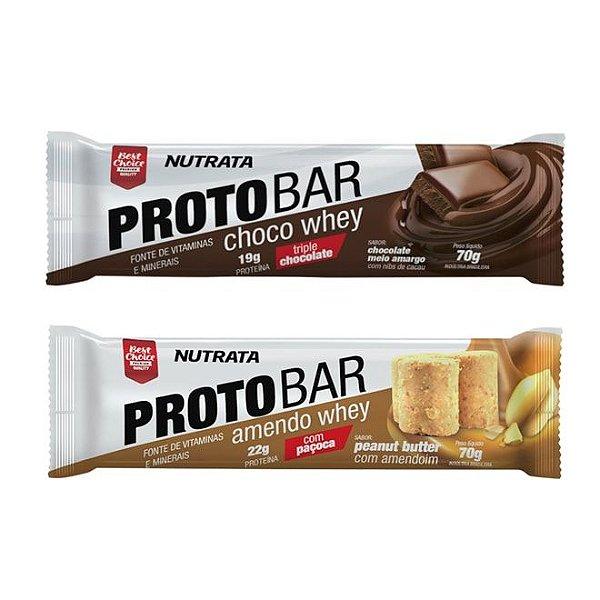 ProtoBar 70g - Nutrata