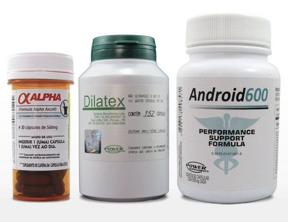 Kit Power Supplements