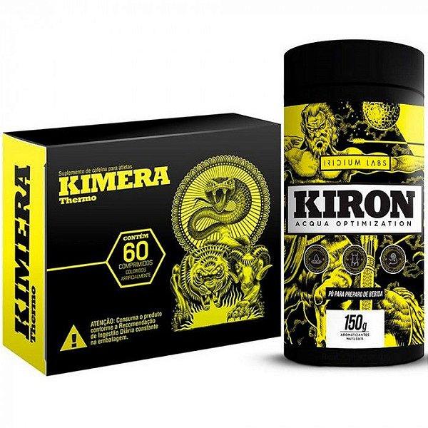 Kit Kiron 150g + Kimera Thermo 60 Comprimidos - Iridium Labs
