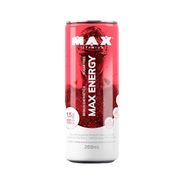 Max Energy 269ml - Max Titanium