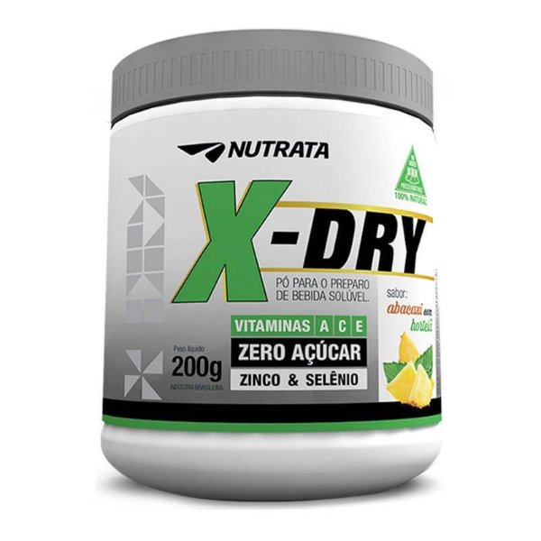 X - Dry 200g - Nutrata