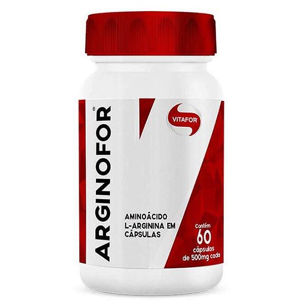Arginofor 60 Cápsulas - Vitafor