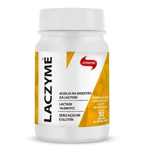 Laczyme 30 Cápsulas - Vitafor