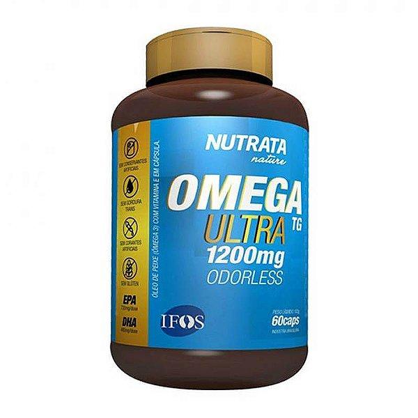 Ômega 3 Ultra 60 Cápsulas - Nutrata